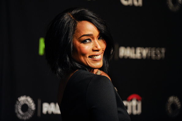 "Angela Bassett「The Paley Center For Media's 33rd Annual PaleyFest Los Angeles - Closing Night Presentation: ""American Horror Story: Hotel"" - Arrivals」:写真・画像(7)[壁紙.com]"