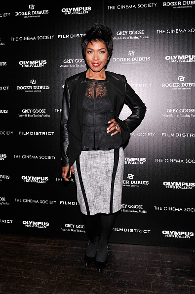 "Leather Jacket「The Cinema Society With Roger Dubuis And Grey Goose Host A Screening Of FilmDistrict's ""Olympus Has Fallen"" - Arrivals」:写真・画像(7)[壁紙.com]"