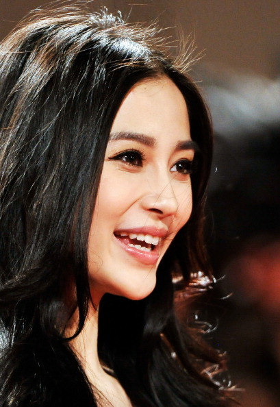 "Angelababy「""Tai Chi O"" Premiere - The 69th Venice Film Festival」:写真・画像(11)[壁紙.com]"
