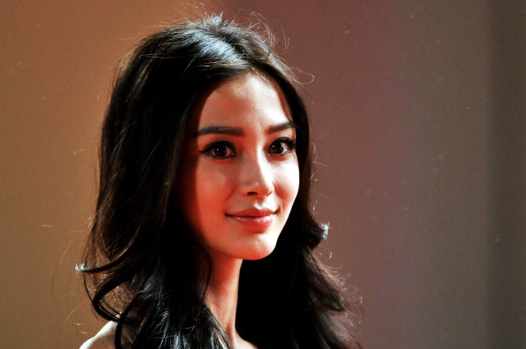"Angelababy「""Tai Chi O"" Premiere - The 69th Venice Film Festival」:写真・画像(0)[壁紙.com]"