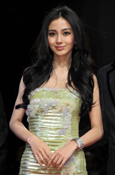 "Angelababy「""Tai Chi O"" Premiere - The 69th Venice Film Festival」:写真・画像(8)[壁紙.com]"