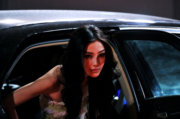 "Angelababy「""Tai Chi O"" Premiere - The 69th Venice Film Festival」:写真・画像(8)[壁紙.com]"