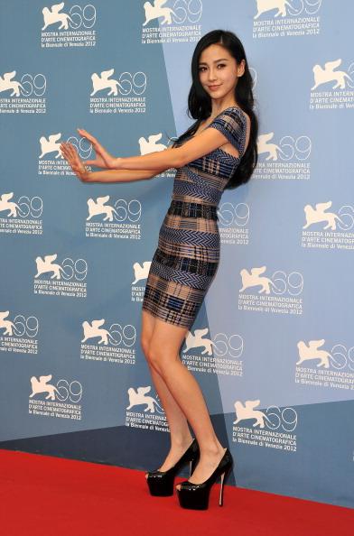 """Tai Chi O「""""Tai Chi O"""" Photocall - The 69th Venice Film Festival」:写真・画像(4)[壁紙.com]"""