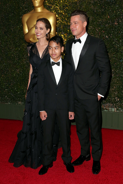 Brad Pitt - Actor「Academy Of Motion Picture Arts And Sciences' Governors Awards - Arrivals」:写真・画像(10)[壁紙.com]