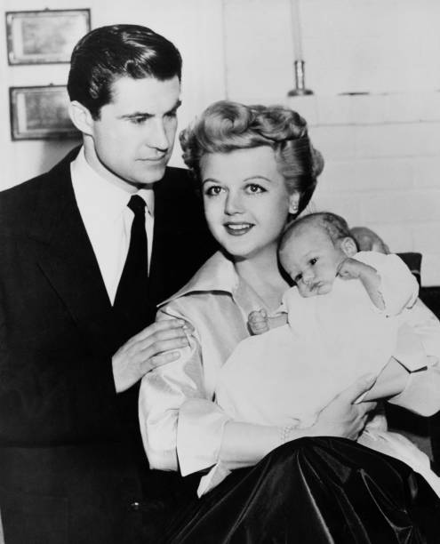 Hollywood - California「Angela Lansbury And Family」:写真・画像(2)[壁紙.com]
