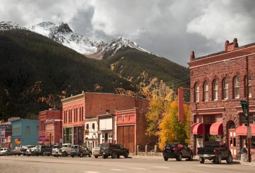 San Juan Mountains「Silverton, Colorado」:スマホ壁紙(10)