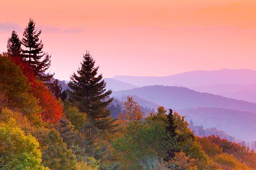 Wilderness Area「Autumn Sunrise」:スマホ壁紙(11)