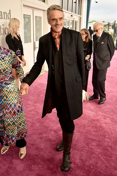 Jeremy Irons「BAM Gala 2018 Honors Darren Aronofsky, Jeremy Irons, And Nora Ann Wallace」:写真・画像(3)[壁紙.com]