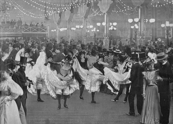 1900-1909「Le Bal Du Moulin-Rouge」:写真・画像(11)[壁紙.com]
