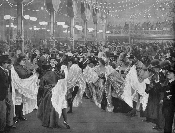 1900-1909「Le Bal Du Moulin-Rouge」:写真・画像(7)[壁紙.com]