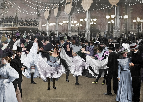 1900-1909「Le Bal Du Moulin-Rouge」:写真・画像(7)[壁紙.com]