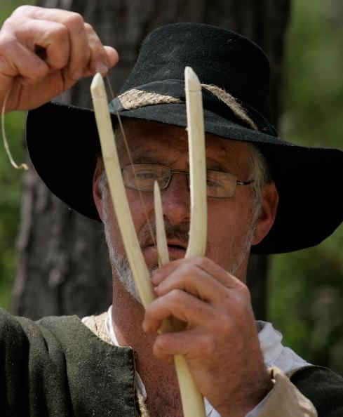 Jamestown - Virginia「U.S. Commemorates 400th Anniversary Of Jamestown Settlement」:写真・画像(6)[壁紙.com]
