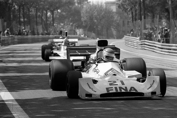 モータースポーツ グランプリ「Tony Brise, Grand Prix Of Spain」:写真・画像(6)[壁紙.com]