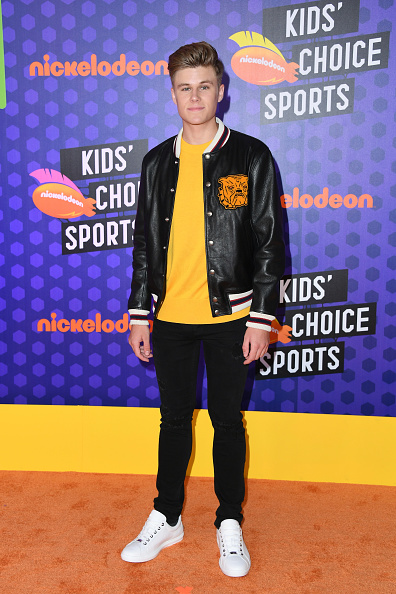 Black Jeans「Nickelodeon Kids' Choice Sports 2018 - Arrivals」:写真・画像(12)[壁紙.com]