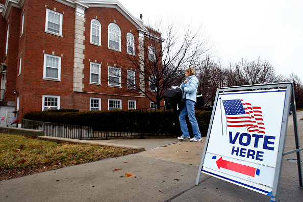 Missouri「Missouri Voters Head To The Polls For The Super Tuesday Primary」:写真・画像(13)[壁紙.com]