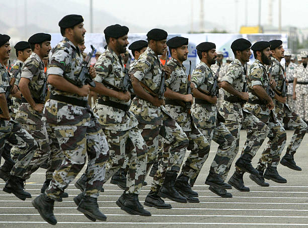 Saudi Arabian Security Forces Prepare for Hajj:ニュース(壁紙.com)