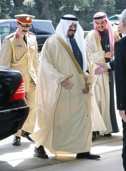 Japanese Royalty「Saudi Arabia's Crown Prince Sultan Bin Abdul Aziz Visits Japan」:写真・画像(10)[壁紙.com]
