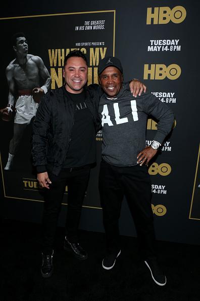 """Oscar De La Hoya「Premiere Of HBO's """"What's My Name: Muhammad Ali"""" - Red Carpet」:写真・画像(15)[壁紙.com]"""