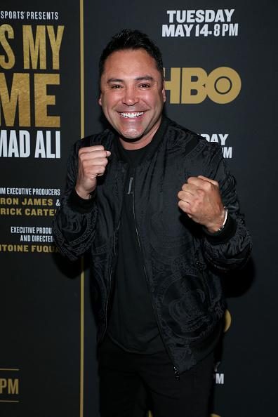 """Oscar De La Hoya「Premiere Of HBO's """"What's My Name: Muhammad Ali"""" - Red Carpet」:写真・画像(14)[壁紙.com]"""