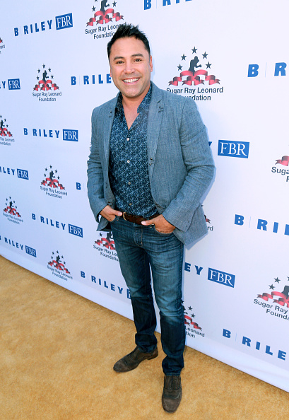 """Suede Shoe「B. Riley FBR, inc. Presents The 9th Annual """"Big Fighters, Big Cause"""" Charity Boxing Night Benefiting The Sugar Ray Leonard Foundation」:写真・画像(13)[壁紙.com]"""