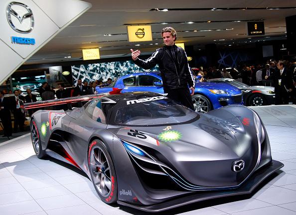 Mazda「Detroit Auto Show Previews Newest Car Models」:写真・画像(5)[壁紙.com]
