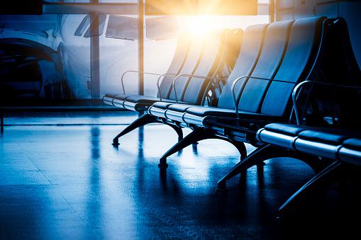 かえる「空港ターミナル 」:スマホ壁紙(7)
