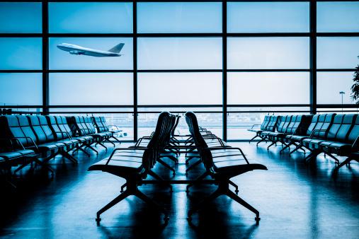 Airplane「Airport Terminal」:スマホ壁紙(7)