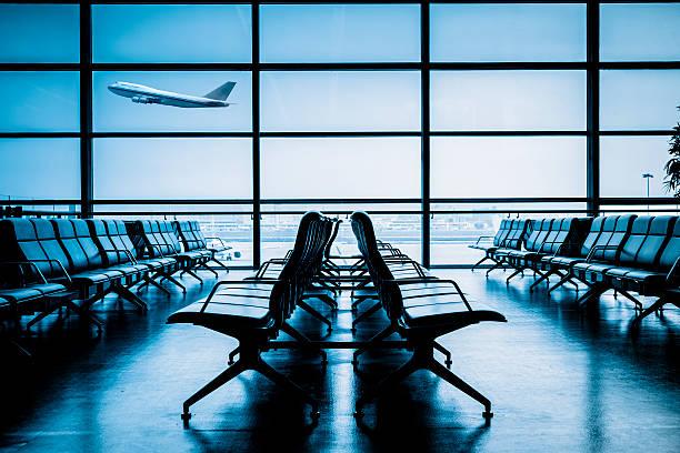 Airport Terminal:スマホ壁紙(壁紙.com)
