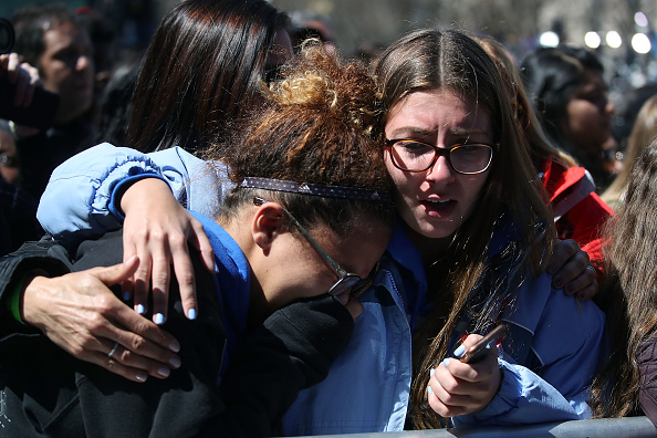 Washington DC「Hundreds Of Thousands Attend March For Our Lives In Washington DC」:写真・画像(11)[壁紙.com]