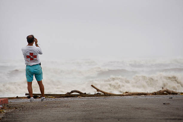 Texas Gulf Coast Prepares For Hurricane Ike:ニュース(壁紙.com)