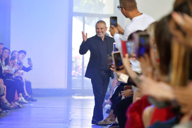 Elie Saab : Runway - Paris Fashion Week - Haute Couture Fall/Winter 2019/2020:ニュース(壁紙.com)