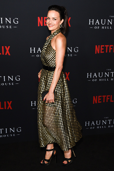 "Event「Netflix's ""The Haunting Of Hill House"" Season 1 Premiere - Arrivals」:写真・画像(15)[壁紙.com]"