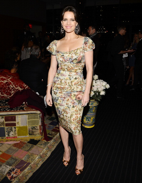 "Pencil Dress「Private Cocktail Party For The Restored ""Fellini Satyricon"" Hosted By Dolce & Gabbana At The 50th New York Film Festival」:写真・画像(4)[壁紙.com]"