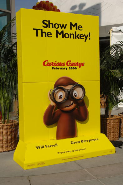 """Cartoon「World Premiere Of """"Curious George"""" - After Party」:写真・画像(10)[壁紙.com]"""