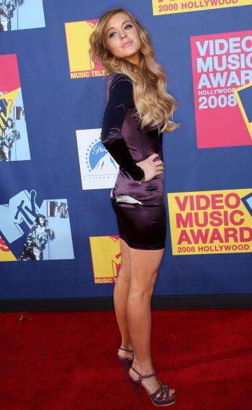 MTV「2008 MTV Video Music Awards - Arrivals」:写真・画像(6)[壁紙.com]