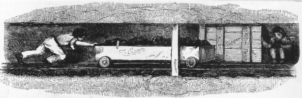 Trolley Bus「Child Mine Workers」:写真・画像(3)[壁紙.com]