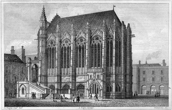 Gothic Style「Sainte Chapelle」:写真・画像(4)[壁紙.com]