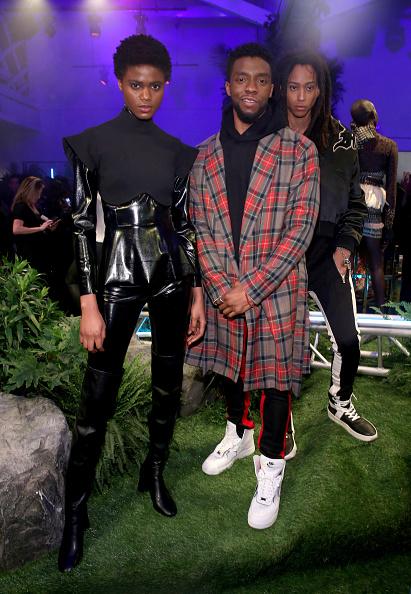 ニューヨークファッションウィーク「Marvel Studios Black Panther Welcome To Wakanda New York Fashion Week Showcase」:写真・画像(18)[壁紙.com]