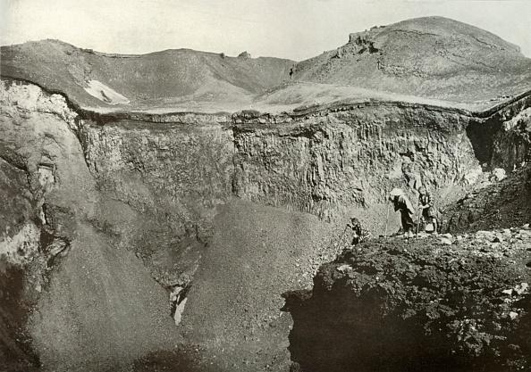 Volcanic Landscape「The Holy Crater Of Fuji-San」:写真・画像(15)[壁紙.com]