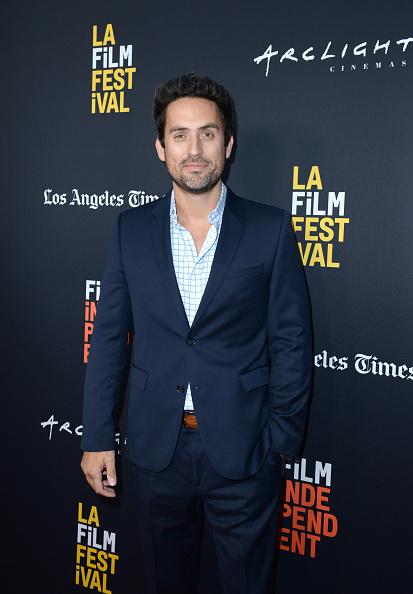 無精ヒゲ「LA Film Festival World Premiere Gala Screening Of THE OATH」:写真・画像(11)[壁紙.com]