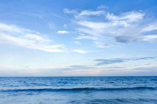 Wave「紺碧の海」:スマホ壁紙(11)