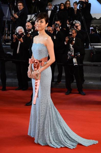 Scalloped - Pattern「'Wara No Tate' Premiere - The 66th Annual Cannes Film Festival」:写真・画像(6)[壁紙.com]