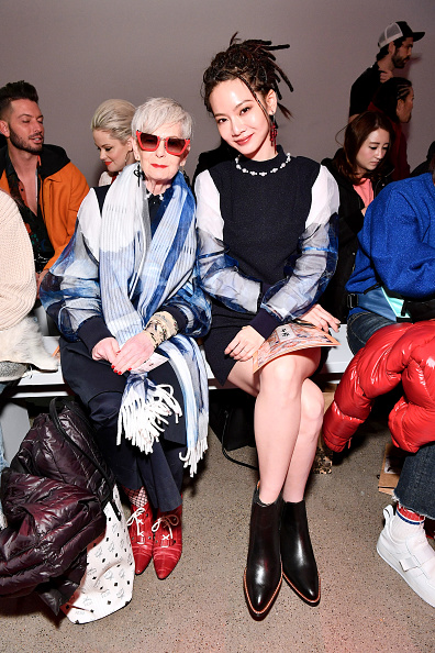 Misfortune「Just In XX - Presentation - February 2018 - New York Fashion Week: The Shows」:写真・画像(8)[壁紙.com]