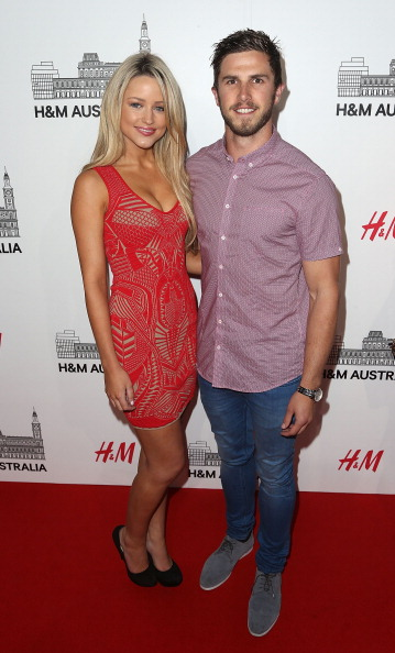 Hair Stubble「H&M Australia VIP Launch Event」:写真・画像(2)[壁紙.com]
