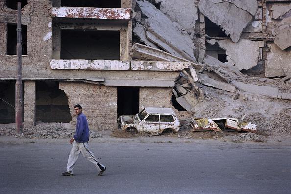 Kabul「Destroyed Buildings in Afghanistan」:写真・画像(2)[壁紙.com]