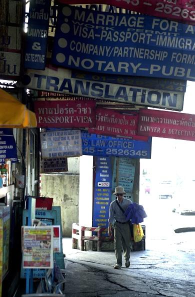 Urban Road「Bangkok Street Signs」:写真・画像(18)[壁紙.com]