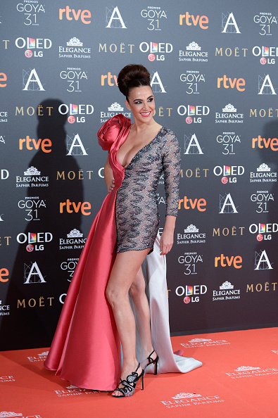Auditorium「Goya Cinema Awards 2017 - Red Carpet」:写真・画像(15)[壁紙.com]
