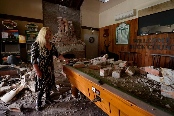 New Zealand「7.5 Magnitude Earthquake Hits New Zealand」:写真・画像(6)[壁紙.com]