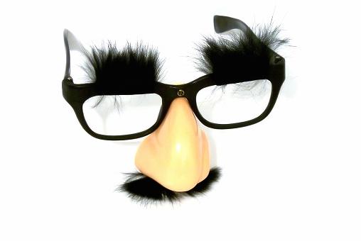 Eyeglasses「Is this a Joke?」:スマホ壁紙(9)
