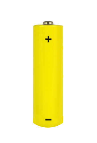 Rechargeable Battery「AA battery isolated in white」:スマホ壁紙(14)